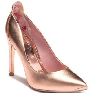 Rose Gold Melisah Pumps US 8 Euro 38.5